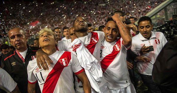 Peru Gegen Neuseeland