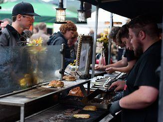 O Street Food Festival é uma das nossas propostas para este fim de semana em família