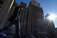 Russland hat am Freitag der Reihe nach sämtliche Länder ins Aussenministerium bestellt, die zuvor diplomatische Sanktionen gegen das Land ergriffen hatten.