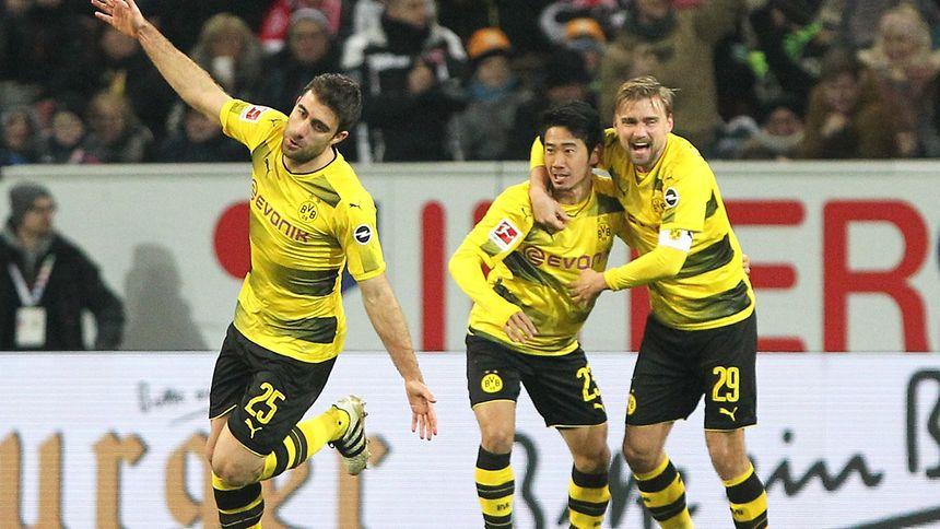 Coupe d'Allemagne: le Bayern élimine Dortmund 2-1 en 8e de finale