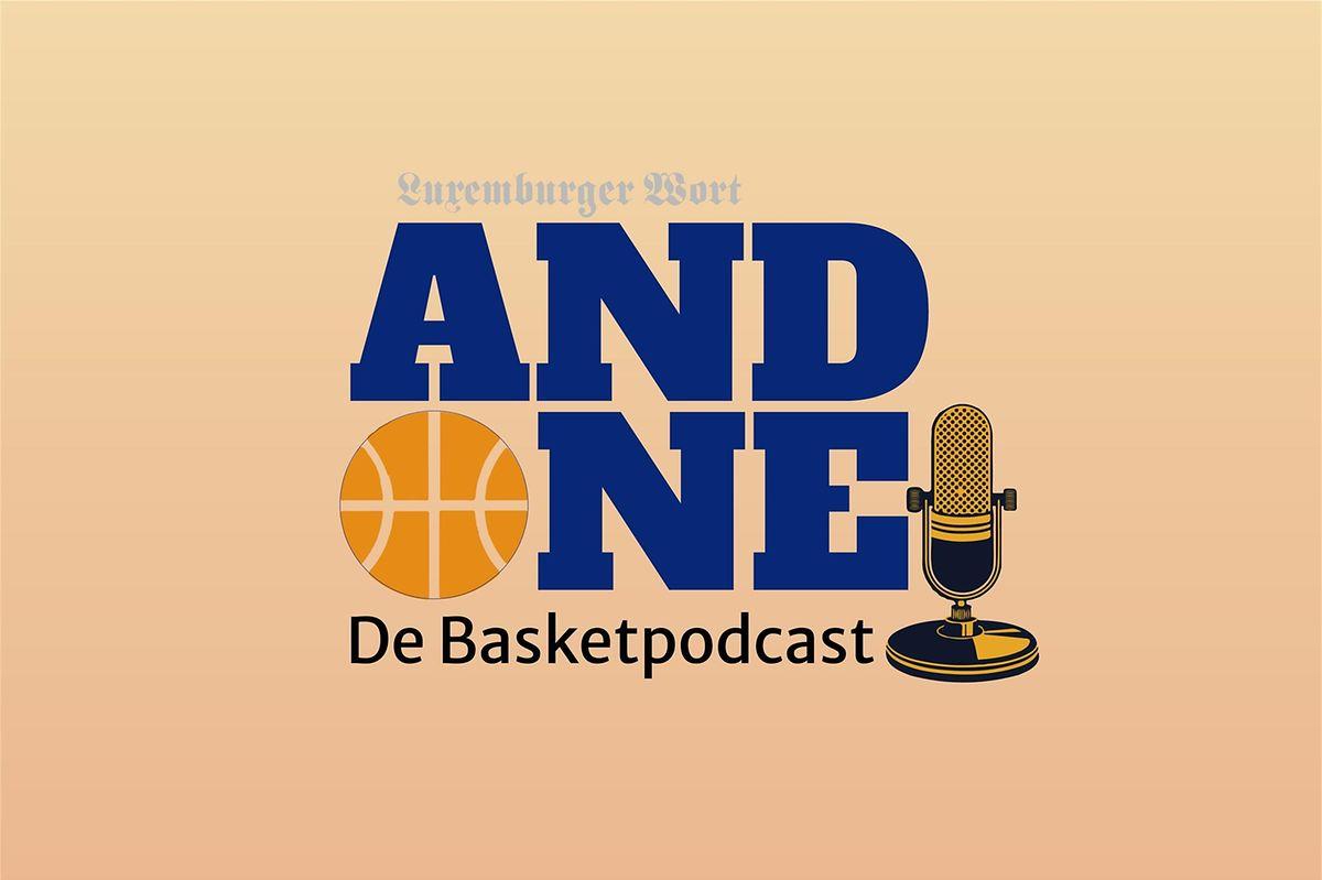"""""""And One - De Basketpodcast"""" erscheint jeden Mittwoch."""