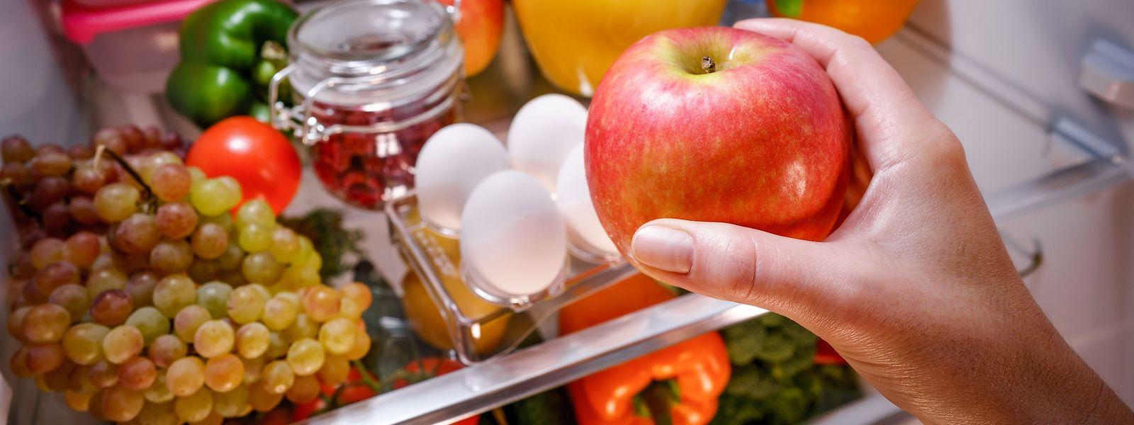 Nur Obst und Gemüse zu essen, macht noch keine gesunde Ernährung aus. Auf die Kombination von Lebensmitteln kommt es an.
