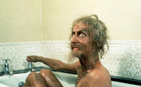Catweazle-Darsteller Geoffrey Bayldon gestorben