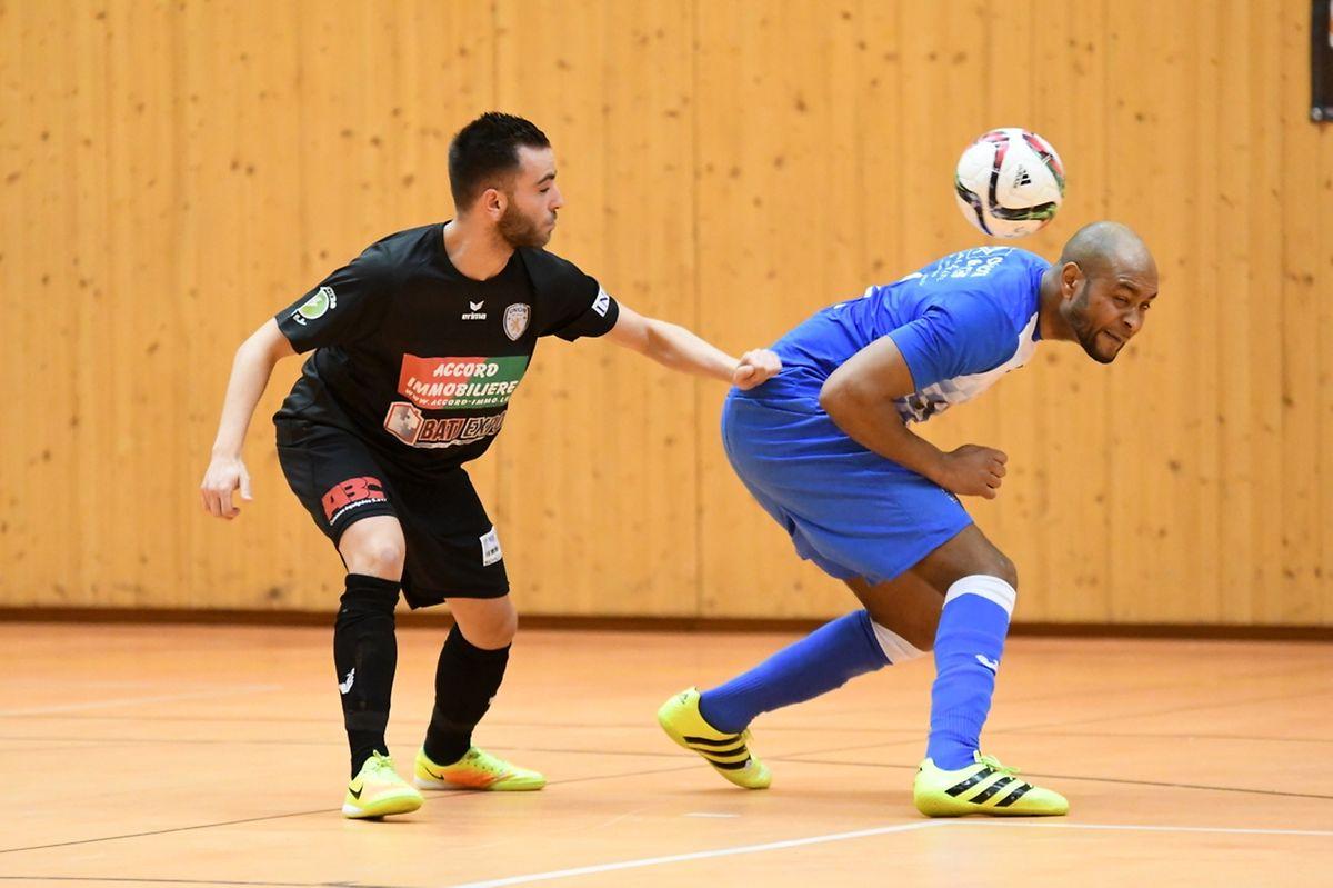 Grâce à leur succès sur Nordstad, Mickael Gaspar et l'Union Titus Pétange restent en course pour les play-offs titre.