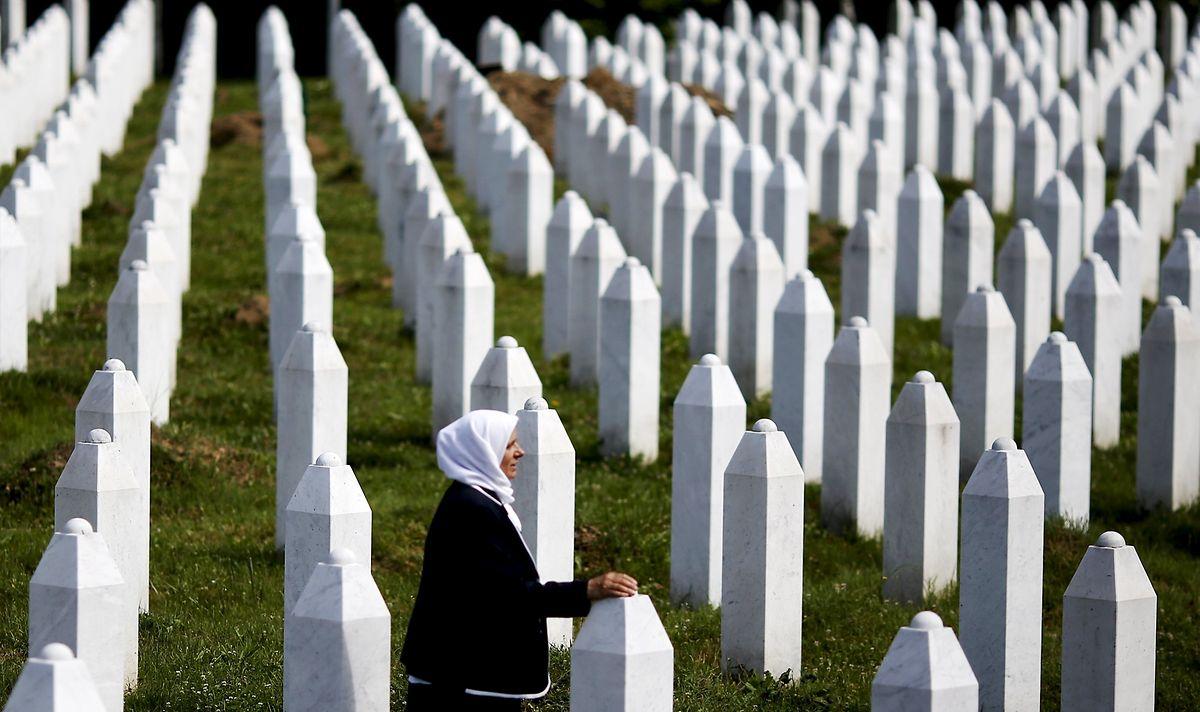 Srebrenica war der erste Völkermord auf europäischem Boden nach Ende des Zweiten Weltkrieges. (Juli 2015)