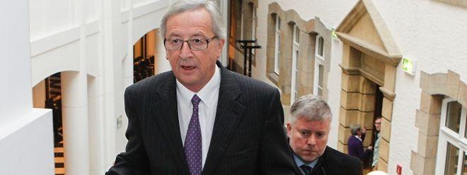 """""""Wéisst ech et, da wéisst Dir et och"""", antwortete Juncker auf die Frage der Richterin, ob er wisse, wer der Bommeleeër sei."""