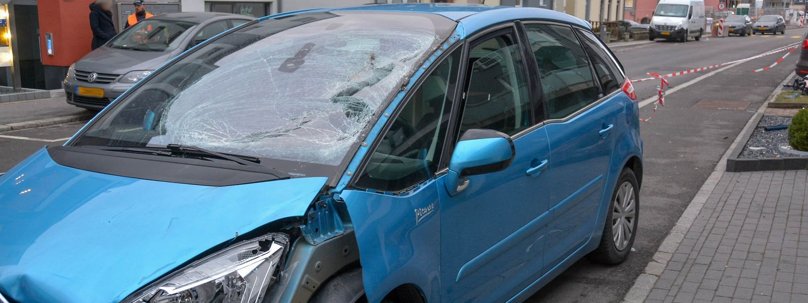 Ce n'est pas un acte terroriste mais bien une déception relationnelle qui est à l'origine du geste du conducteur qui a fauché 5 personnes sur un trottoir de Wiltz, mercredi 2 janvier 2019.