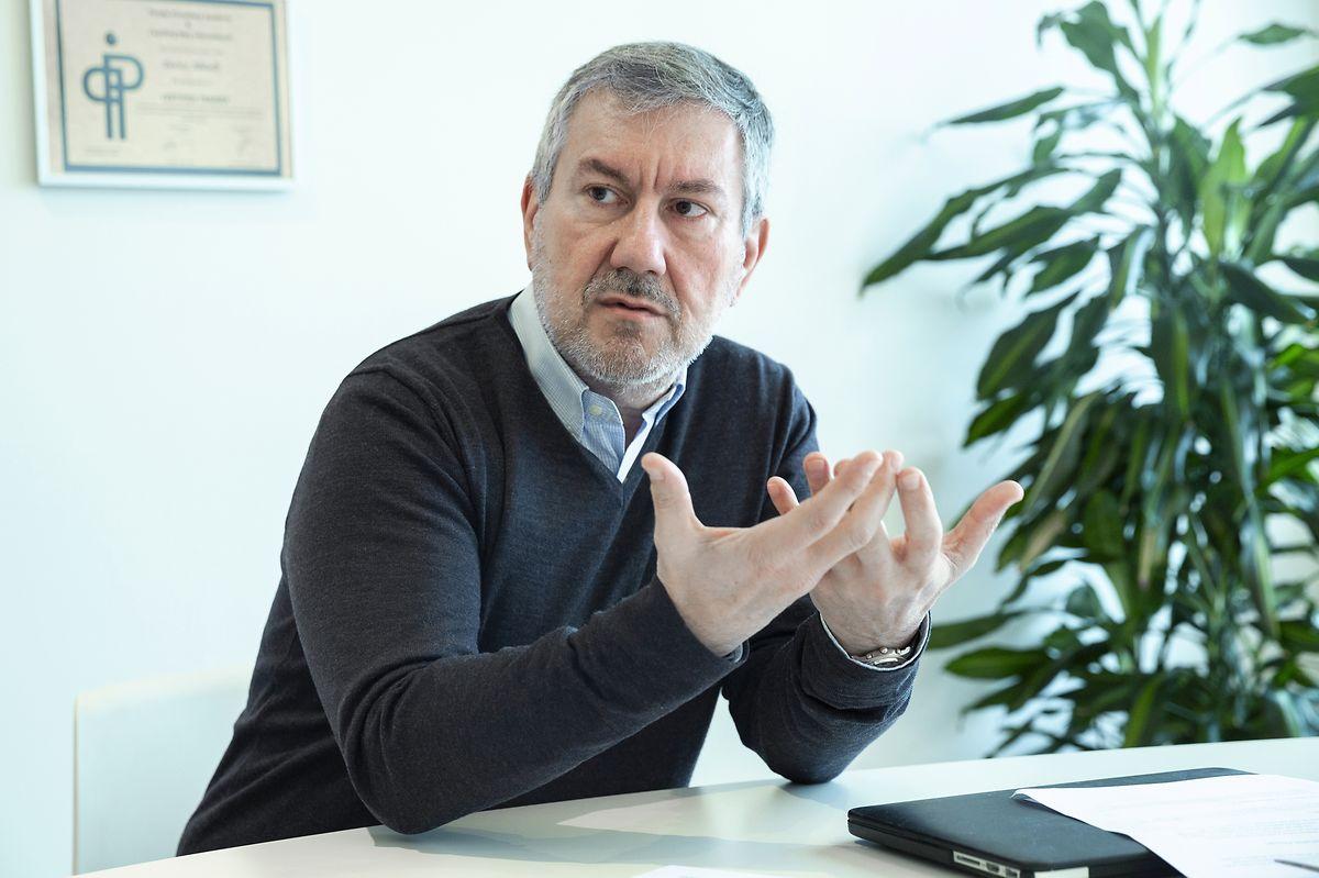 Après avoir travaillé plus de 30 ans dans le secteur bancaire, Enrico Abitelli a fondé son propre organisme de formation.