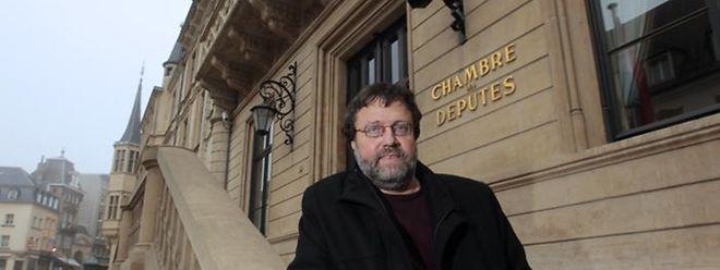 Serge Urbany und Déi Lénk haben klare Vorstellungen von der Rolle einer fortschrittlichen Linken.