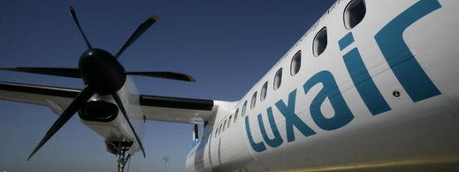 Boieng 737-500 da Luxair