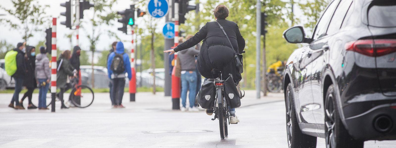 Avec le réseau Vel'Oh, la Ville offre 607 bicyclettes à la location à tout moment.