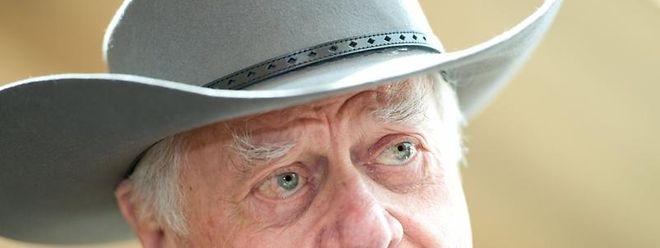 """Larry Hagman hat als Ölbaron in """"Dallas"""" Fernsehgeschichte geschrieben."""