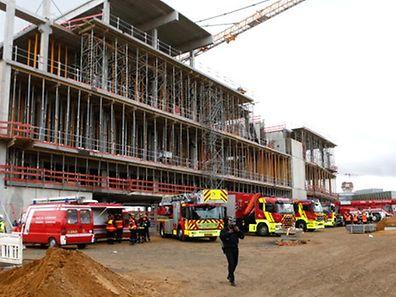 Un accident mortel s'est produit le 10 novembre dernier au Ban de Gasperich.