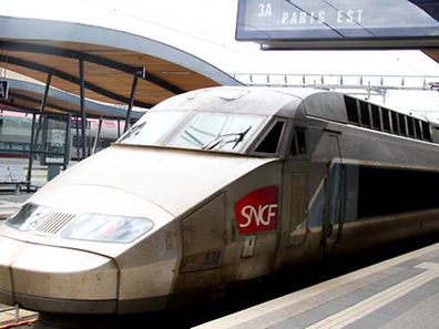 People will be able to travel by TGV between Luxembourg and Strasbourg directly in just 1 hour and 39 minutes starting this Sunday.