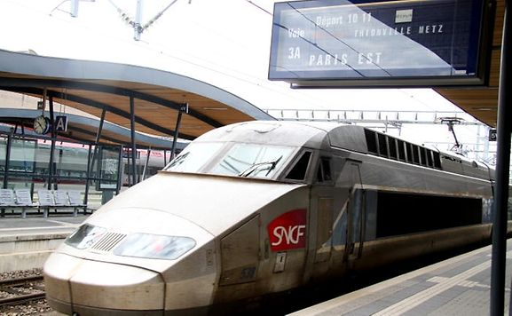 luxemburger wort catch a tgv from luxembourg to strasbourg marseille. Black Bedroom Furniture Sets. Home Design Ideas