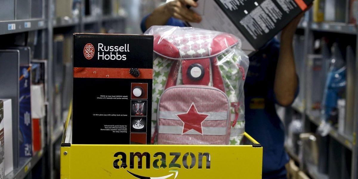 Der Online-Einzelhändler Amazon erfüllte die Erwartungen der Investoren nicht.