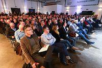 Le Centre culturel Frounert a fait le plein de citoyens inquiets de l'implantation d'un centre données de Google à Bissen