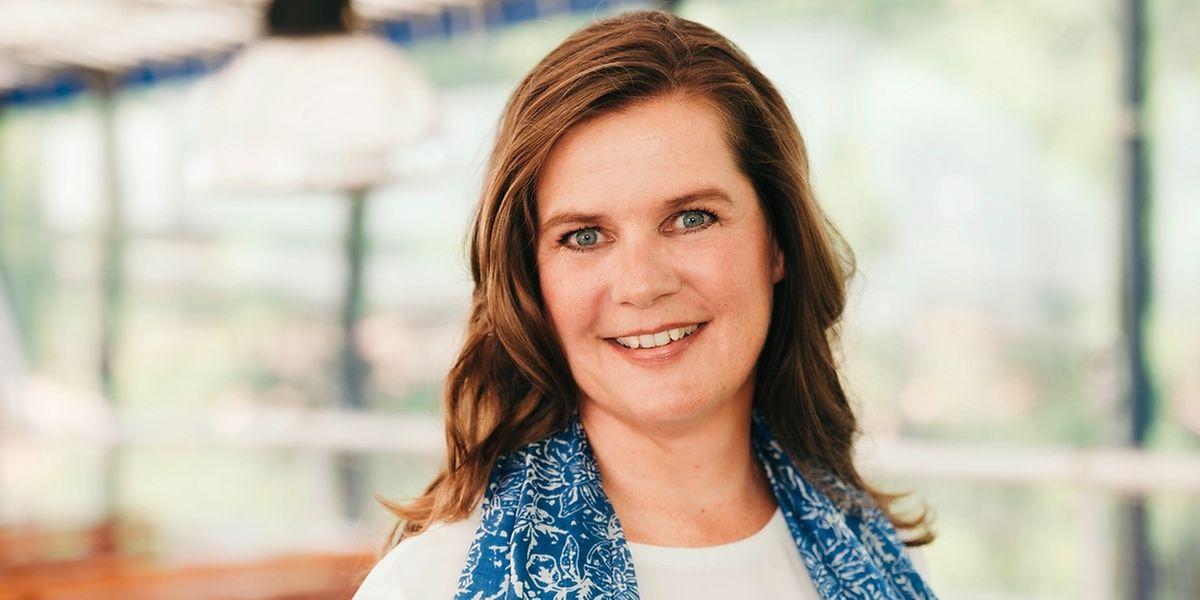 Geraldine Knudson était City Manager de la Ville de Luxembourg entre 2006 et 2012