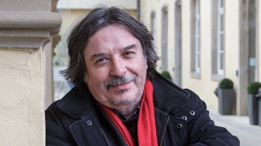 """L'écrivain Jean Portante publie """"L'architecture des temps instables""""."""