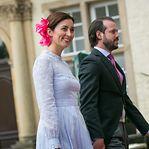 Princesa Claire comemora o 36º aniversário