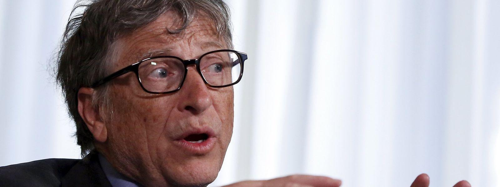 Bill Gates sieht in der FBI-Anfrage keinen Präzedenzfall.