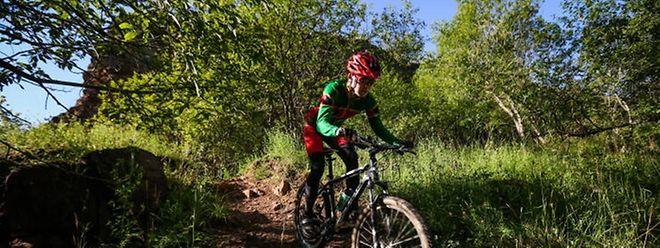 mountainbikefahrer dürfen such auf zwei neue Strecken im Süden freuen.