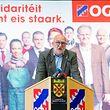 Gegen Sozialabbau, für eine Öffnung der Demokratie für Nicht-Luxemburger: OGBL-Präsident André Roeltgen.