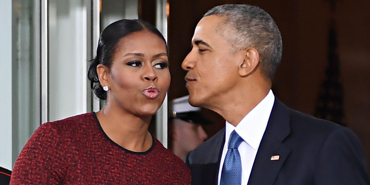 L'ancien couple présidentiel américain reste toujours populaire.