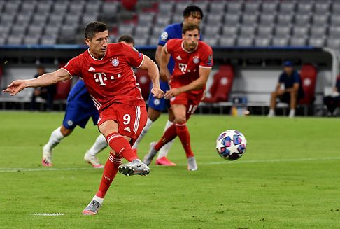 Der FC Bayern trifft auf den FC Barcelona