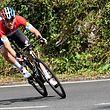 Bob Jungels (Quick-Step) - Tour de France 2018 – 19. Etappe – Lourdes / Laruns – 200,5km – Foto: Serge Waldbillig