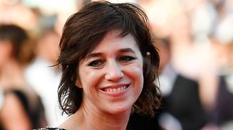 (FILES) In this file photo taken on May 21, 2017 French actress Charlotte Gainsbourg arrives on May 21, 2017 for the screening of the film 'The Meyerowitz Stories (New and Selected)' at the 70th edition of the Cannes Film Festival in Cannes, southern France.  Charlotte Gainsbourg is nominated in the 33rd Victoires de la Musique award ceremony which will take place on February 9, 2018. / AFP PHOTO / Alberto PIZZOLI