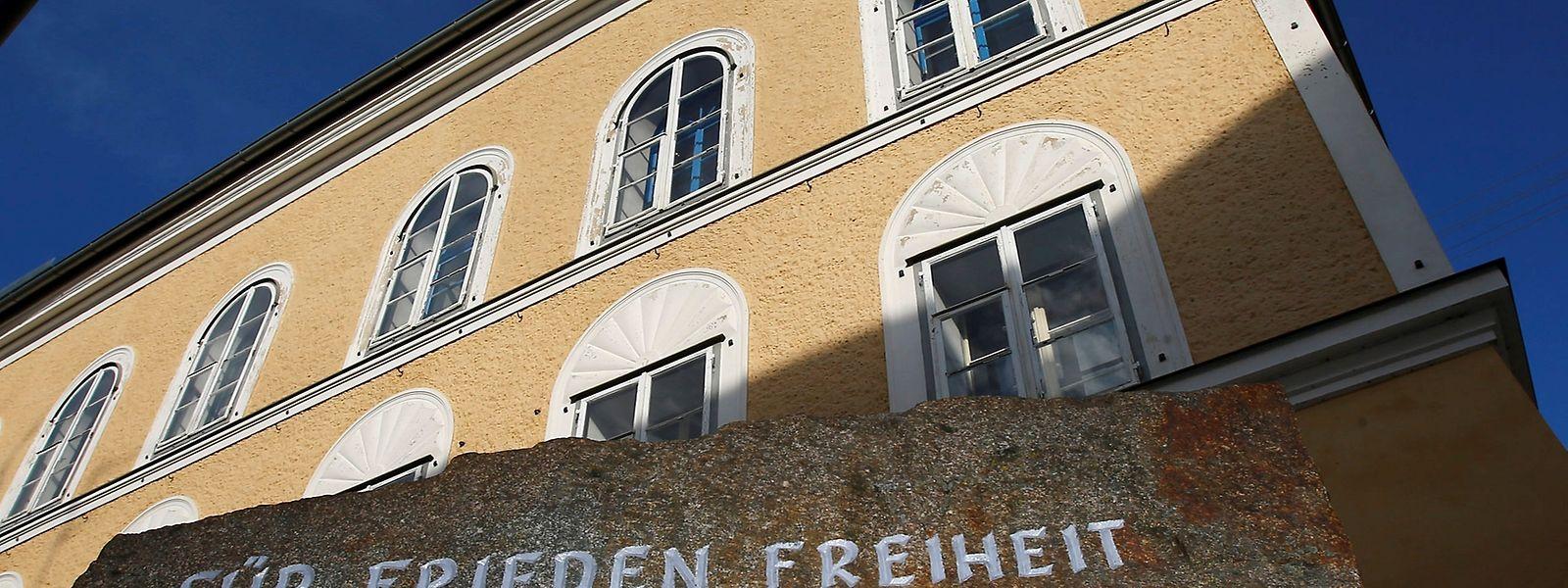Umstrittene Immobilie: Hitlers Geburtshaus in Braunau.