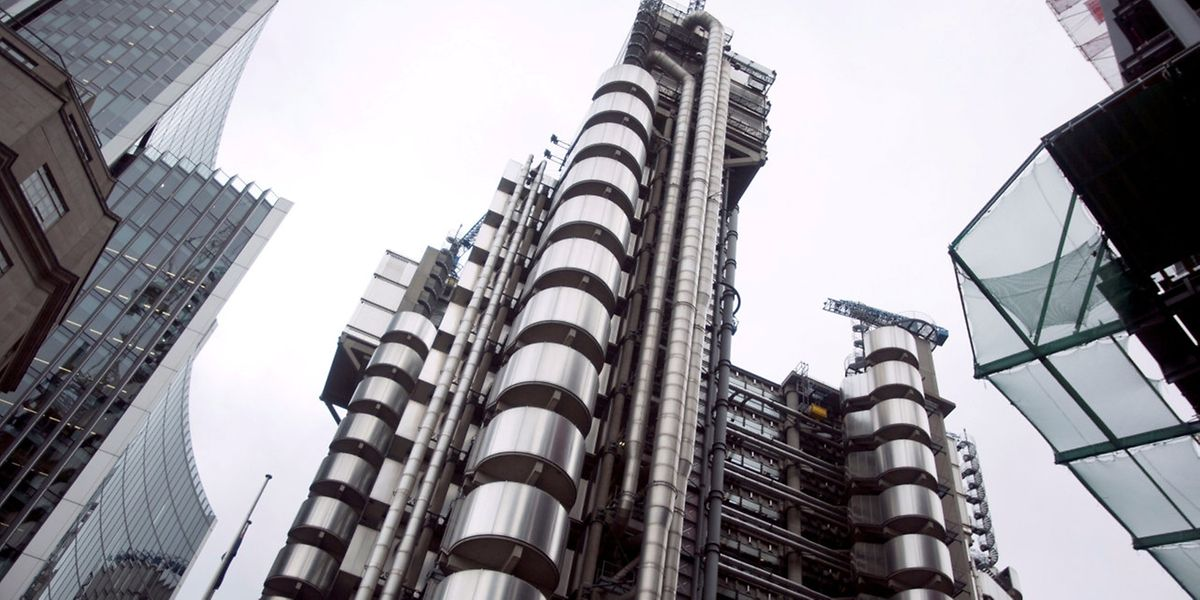 Lloyd's of London ist eine Institution in der City.