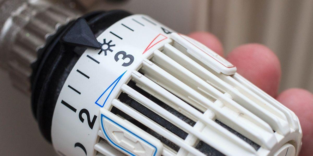 Ein Temperaturunterschied von nur einem Grad kann die jährlichen Heizkosten bereits um sechs Prozent senken.