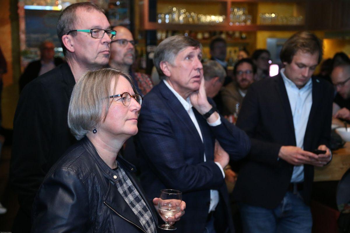 Dans la capitale, la majorité DP-Déi Gréng est remise en question par la victoire éclatante du CSV.