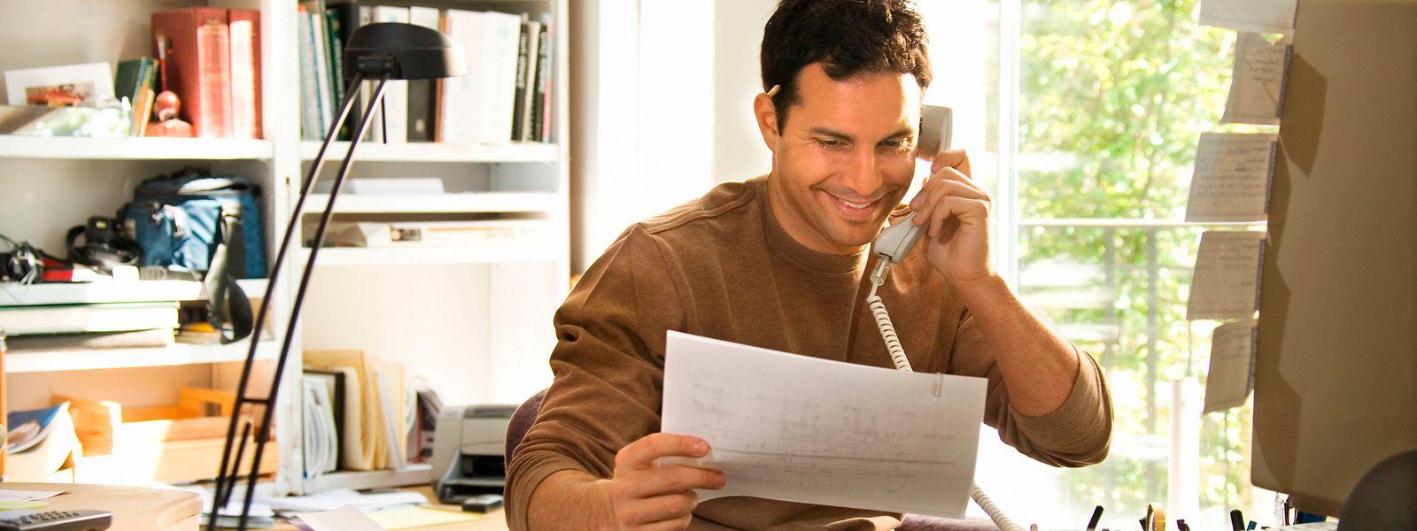Même si le télétravailleur reste 40 heures chez lui, il voit toujours se déduire ses frais de déplacements habituels.
