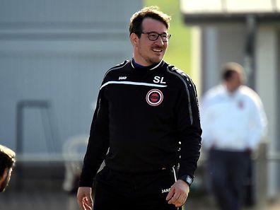 Sven Loscheider war in der letzten Saison bei Aspelt tätig.