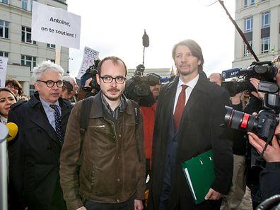 Im LuxLeaks-Prozess kam am Dienstag der Hauptangeklagte Antoine Deltour zu Wort.