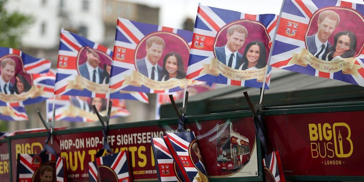 In ganz Großbritannien dominiert nur noch ein Thema .. oder etwa nicht?