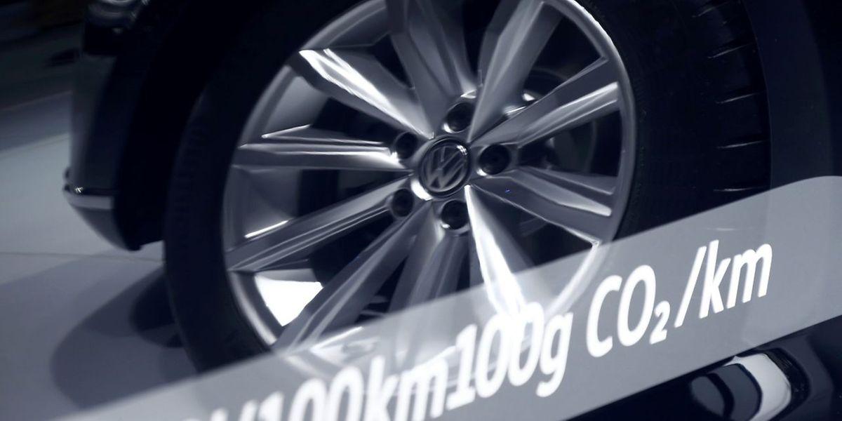 Mit einem speziellen Programm soll VW die Abgaswerte geschönt haben.