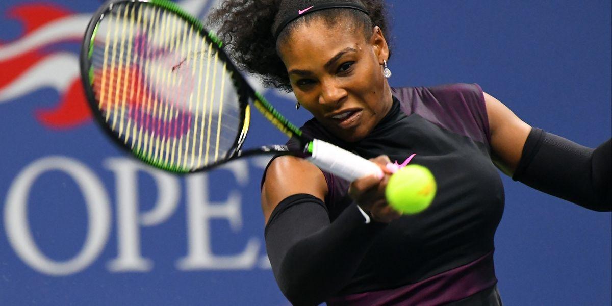 Venus Williams a officiellement pris part à son 72e tournoi du Grand Chelem!