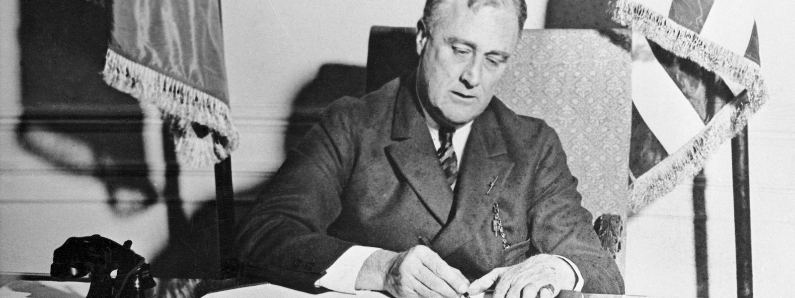 """Franklin D. Roosevelt hat seinem """"New Deal"""" auch einen kulturelle Komponente gegeben. Wir sollten es nach der Pandemie, wenn das Leben wieder angekurbelt wird, nicht vergessen."""