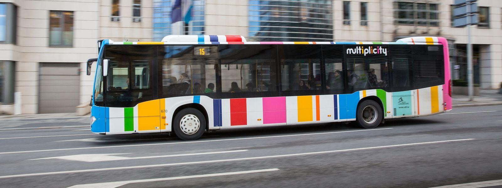 In den Bussen werden durch den Ticketverauf nur 8,2 Prozent der Betriebskosten gedeckt.