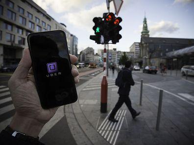 In Luxemburg bietet Uber seine Dienste aufgrund gesetzlicher Hürden bislang noch nicht an.