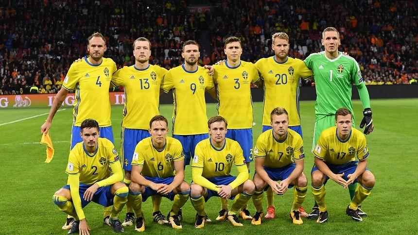 Coupe du monde 2018, barrages : Suède-Italie au programme !