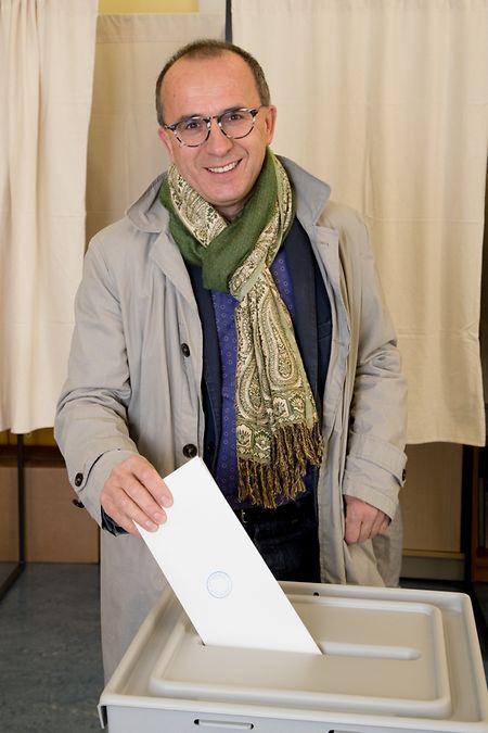 Roberto Traversini reste le bourgmestre vert de Differdange.