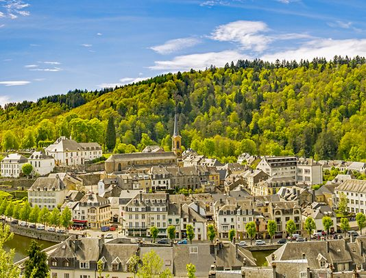 Bouillon, Belgium (Shutterstock)