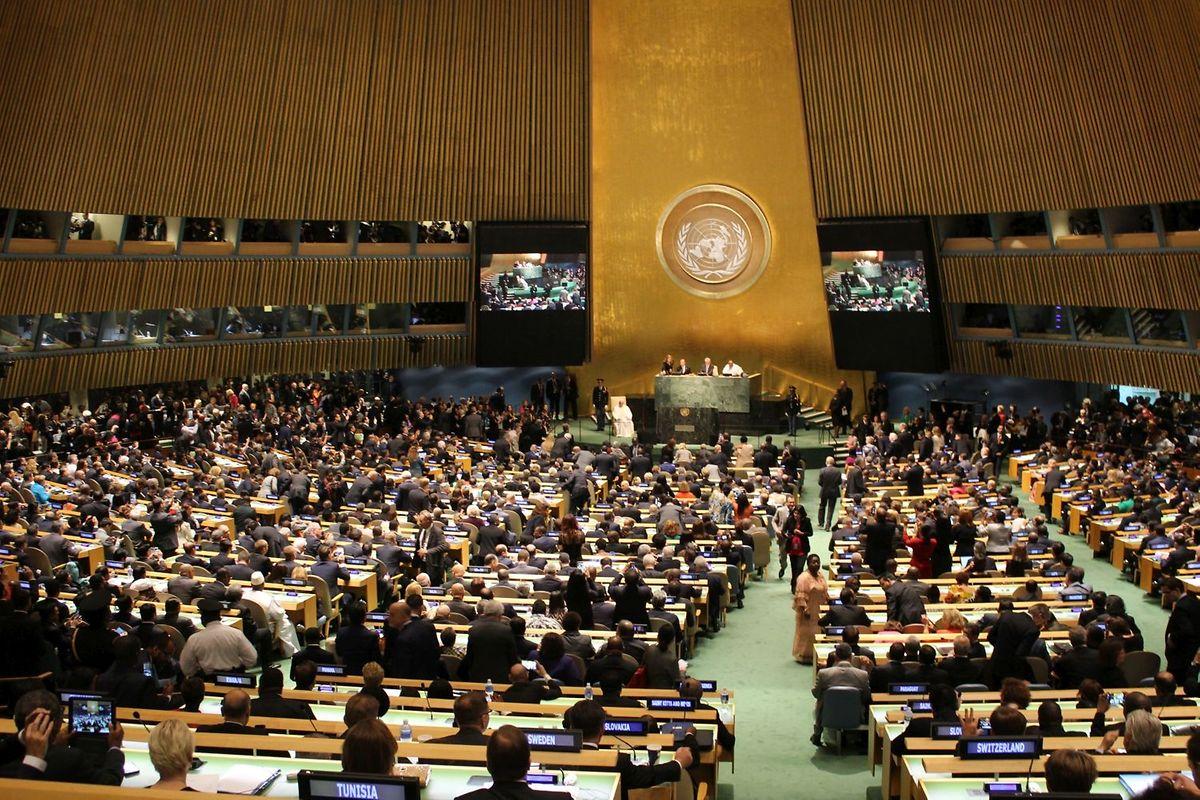Xavier Bettel s'était déjà exprimé face à la plénière des Nations unies en 2014 et en 2015