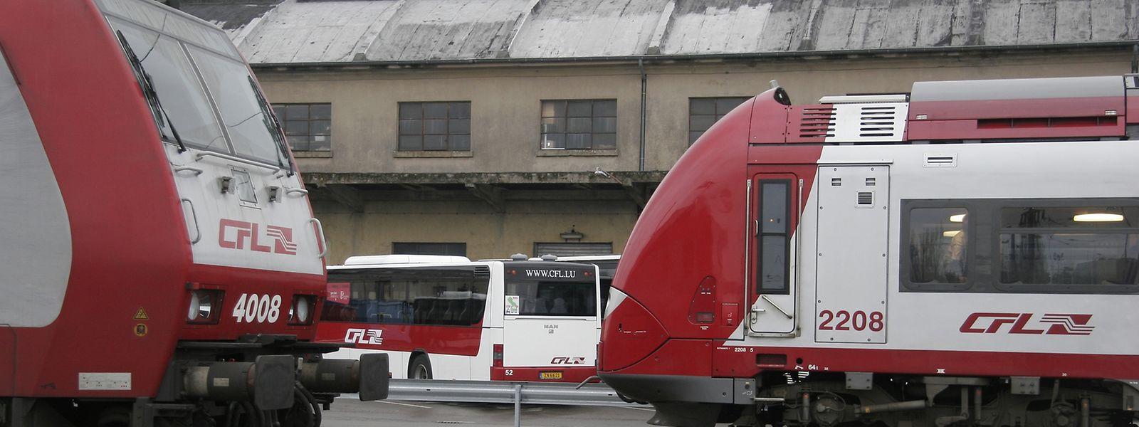 Der Zugverkehr Luxemburg-Thionville soll bald wieder normal laufen.