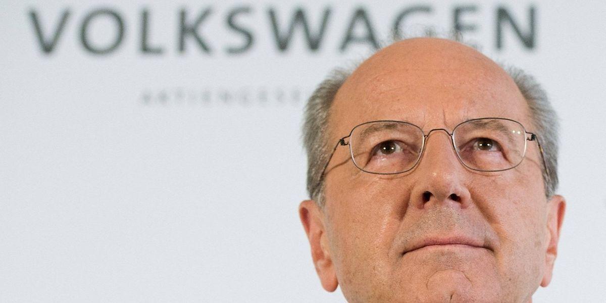 Nach Ex-VW-Boss Martin Winterkorn gerät nun auch VW-Aufsichtsratschef Hans Dieter Pötsch ins Visier der Fahnder.